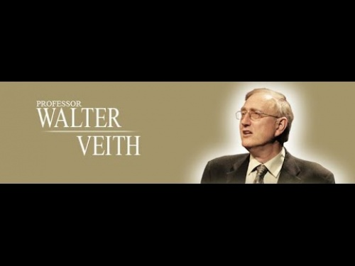 Walter Veith - From evolutionist to creationist